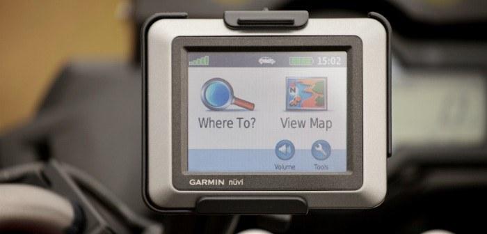 Garmin Nuevi Navigationsgeräte