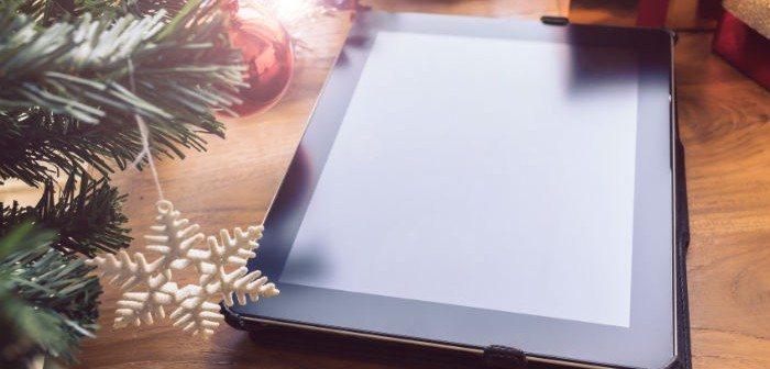 Gebrauchtes Tablet zu Weihnachten