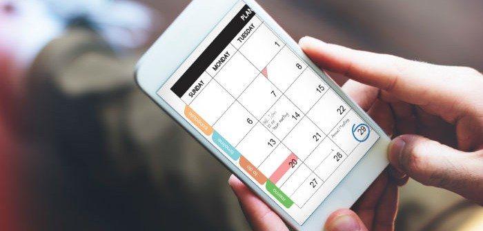 Online Terminplaner Kalender