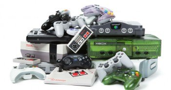 Retro Konsolen für Retro Games