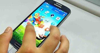 Smartphone Samsung S4