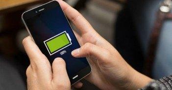 Überprüfung vom Stromvrbrauch beim Smartphone