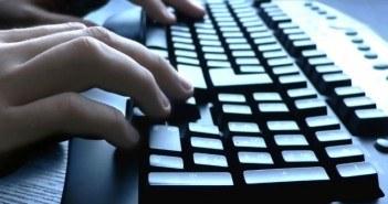 Tastatur im Dunkeln