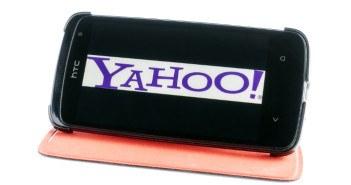 Handy mit Yahoo