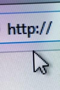 Adresszeile im Browser