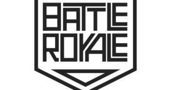 Battle Royale Schriftzug