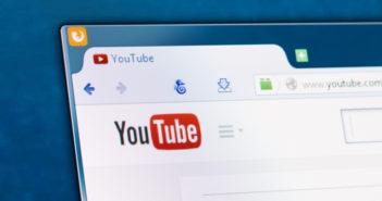 Aufgerufene YouTube Domain