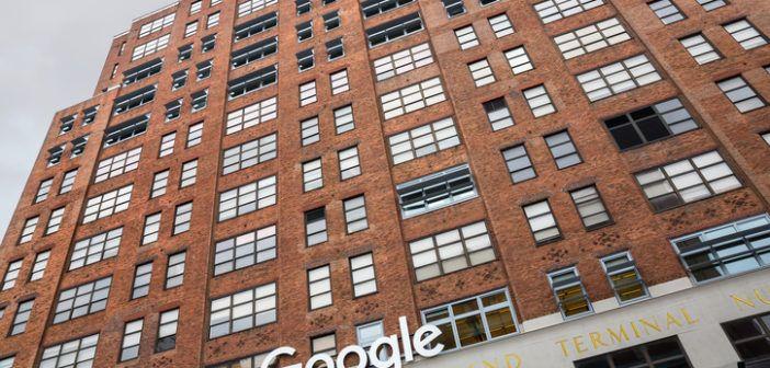 Das Google Büro in New York