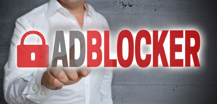 Adblocker Banner