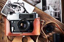kamera und fotos